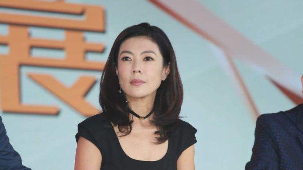 Su Mang, former editor of Harper's Bazaar China