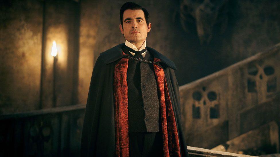 Claes Bang in Dracula
