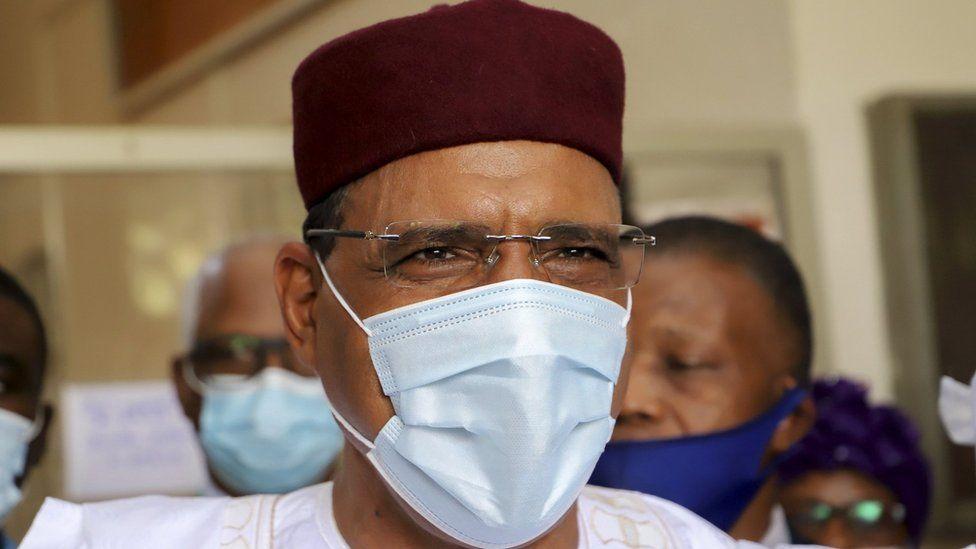 Mohamed Bazoum, winner of Niger's presidential election (21 Feb)