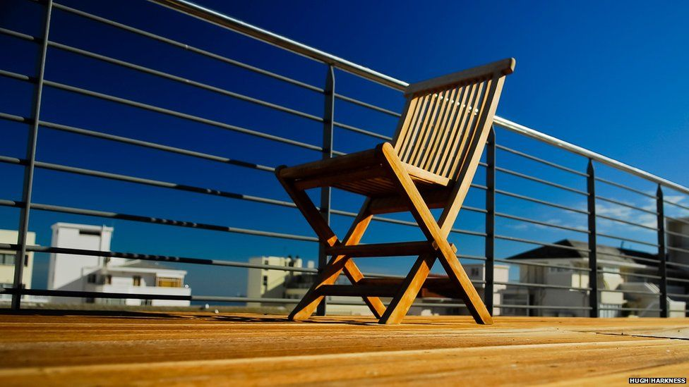 Chair in Cape Town, South Africa