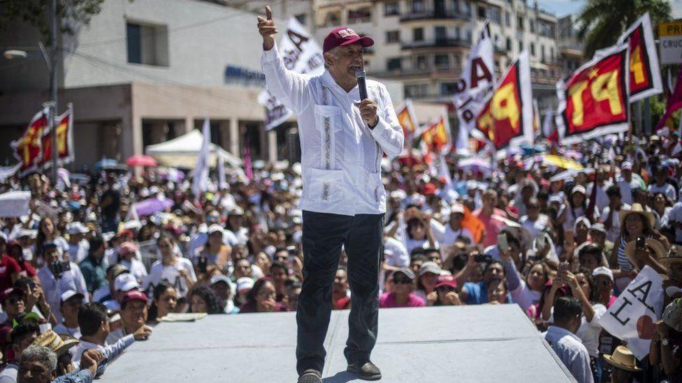 6 promesas con las que López Obrador quiere cambiar México
