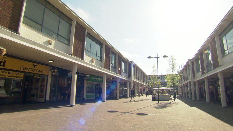 Kirkby high street