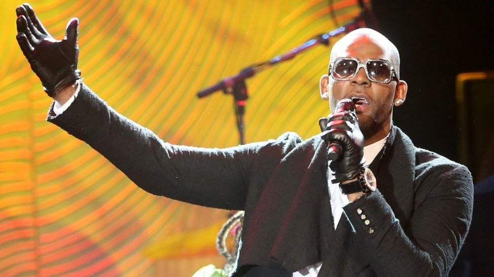 R. Kelly: The history of allegations against him