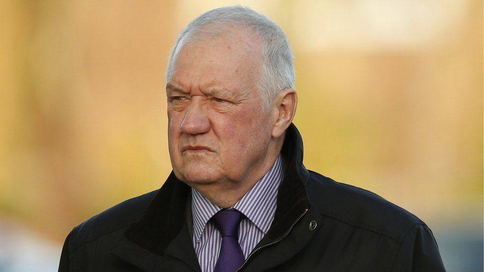 Former chief superintendent David Duckenfield