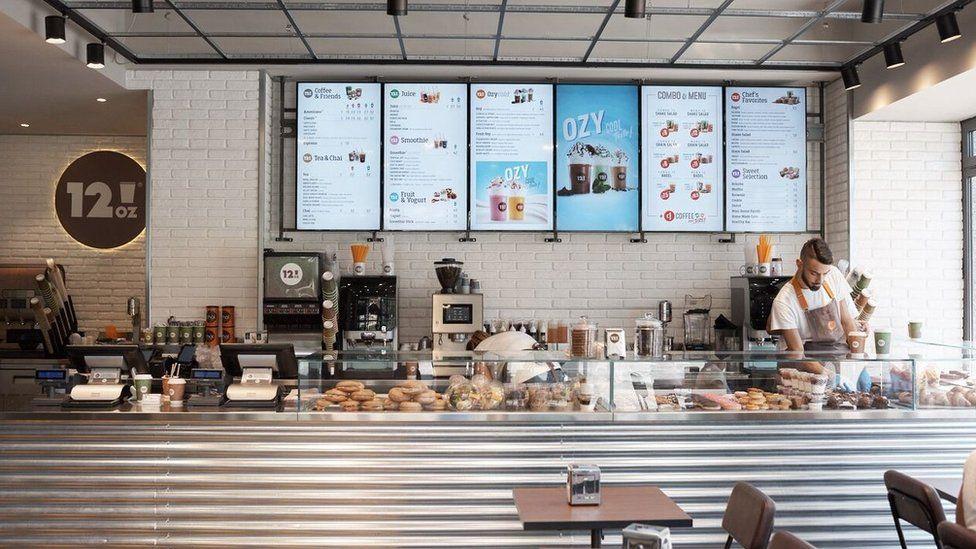 12oz Coffee store