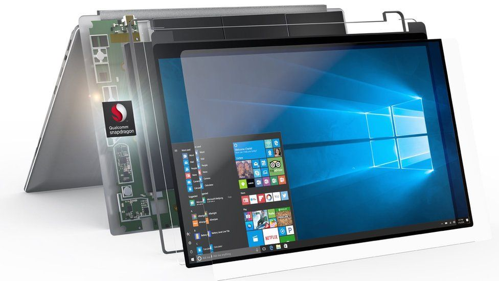 Windows on Snapdragon