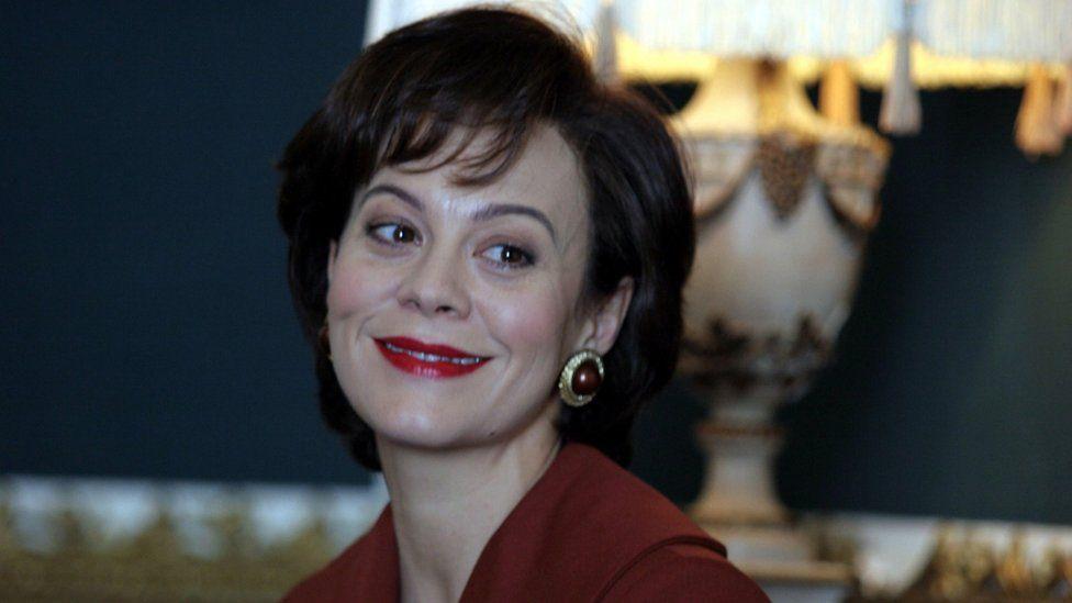 Helen McCrory in The Queen