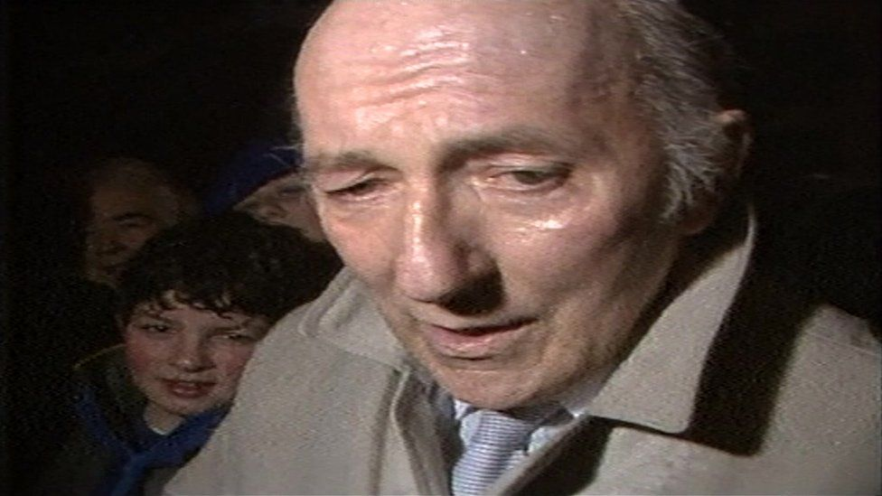 Bernard Baldwin MBE