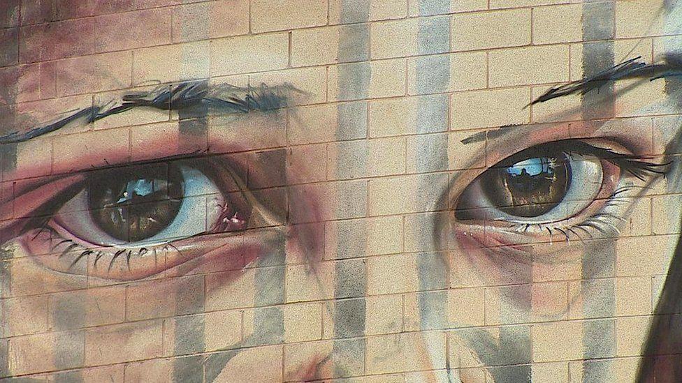 Street art in Aberdeen