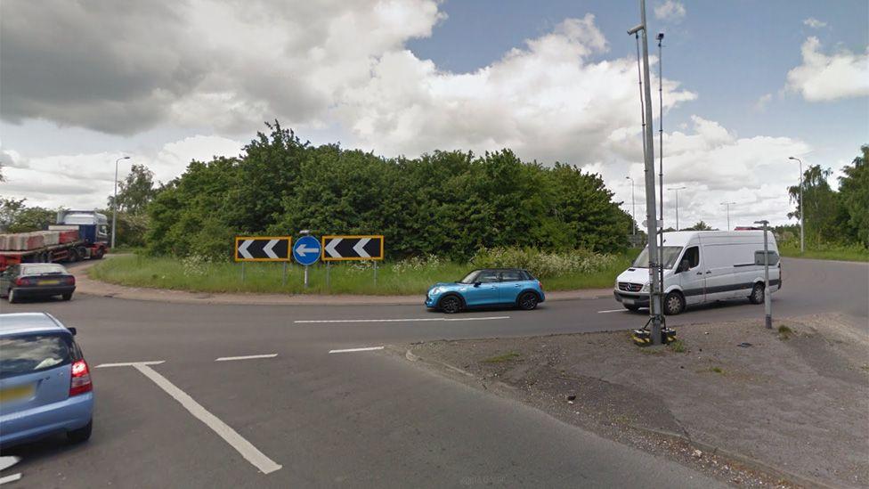 Skellingthorpe roundabout