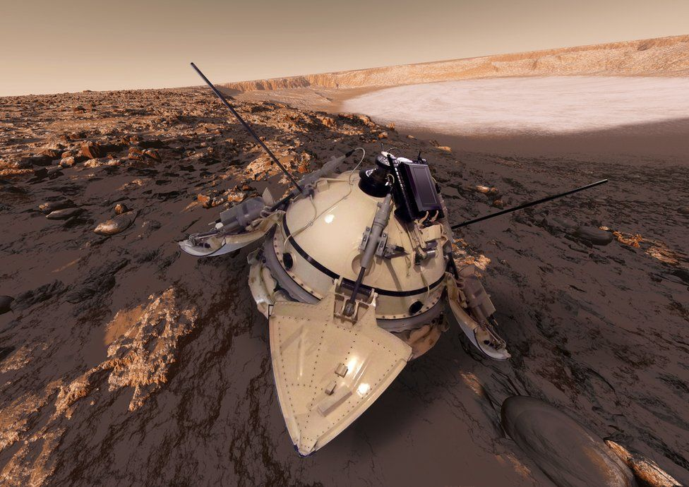 Mars 3 artwork