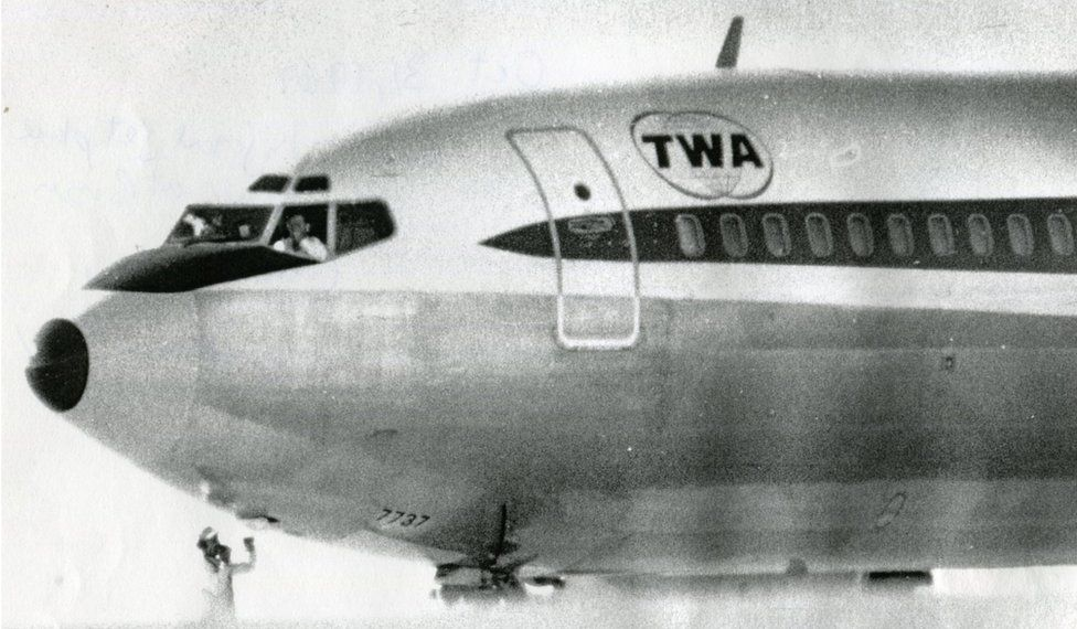 Twa85 The World S Longest And Most Spectacular Hijacking Bbc News