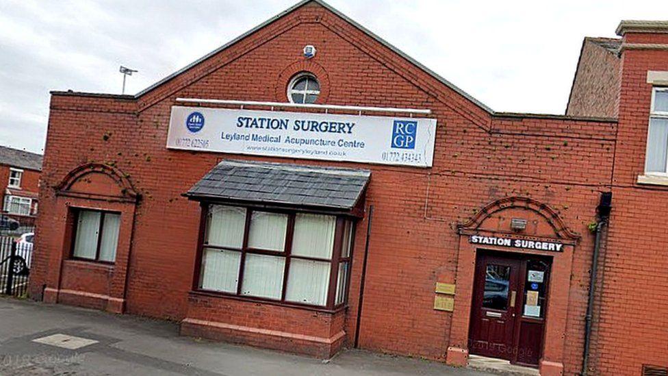 Station Surgery, Leyland