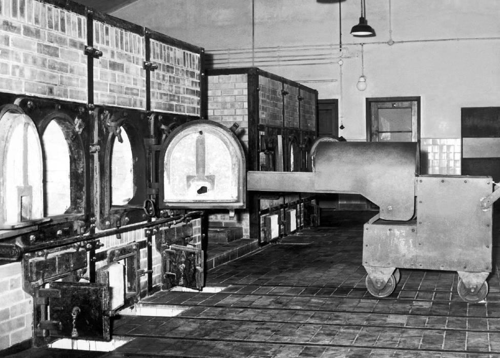 Crematory ovens at Buchenwald