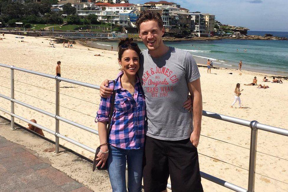 Emmy and Jake Coates