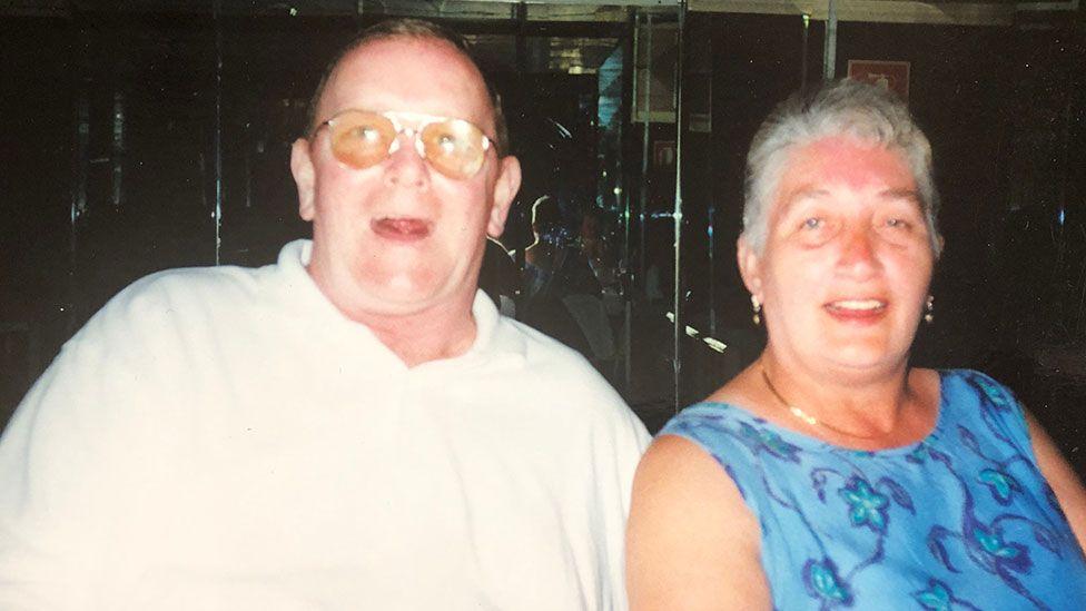 Joe and Margaret Kerrigan