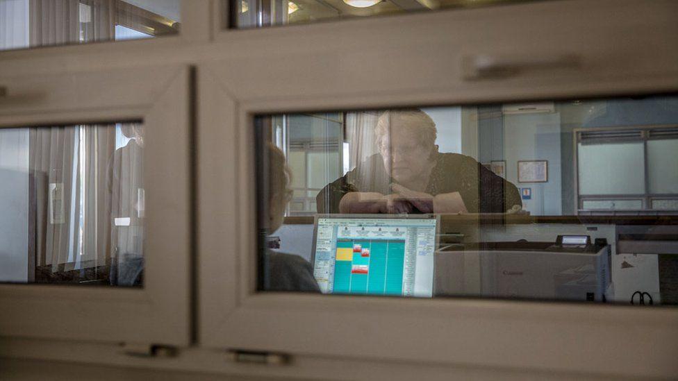 Ukraine's Boris Clinic