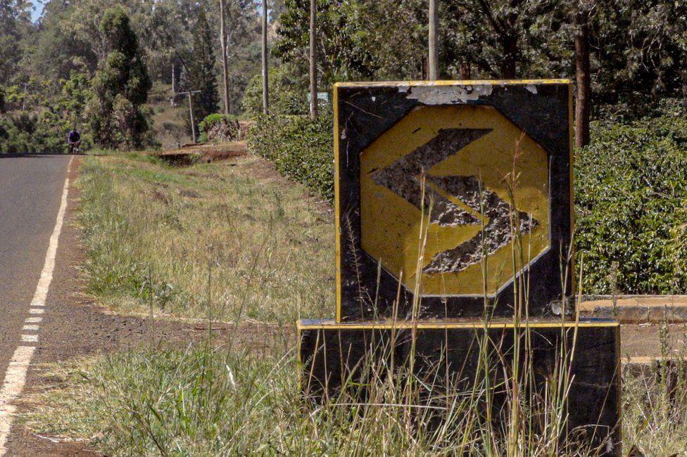 Spencon sign