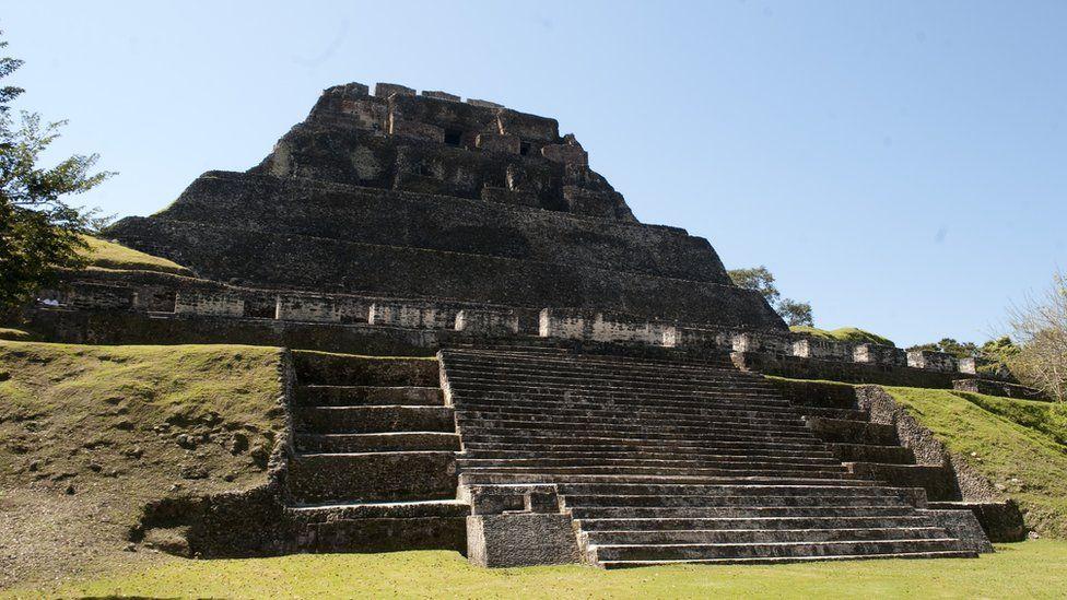 Xunantunich Mayan Temple