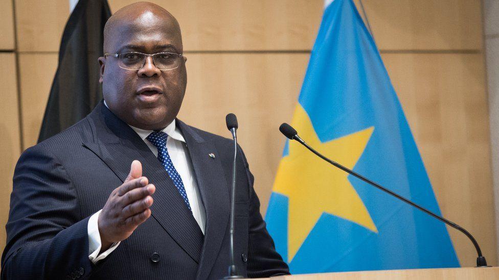 Crash de l'avion transportant le matériel roulant de Félix Tshisekedi en RDC