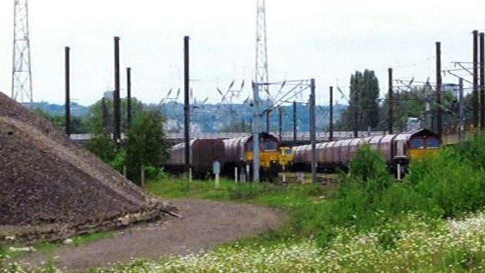 DB Cargo UK Tyne