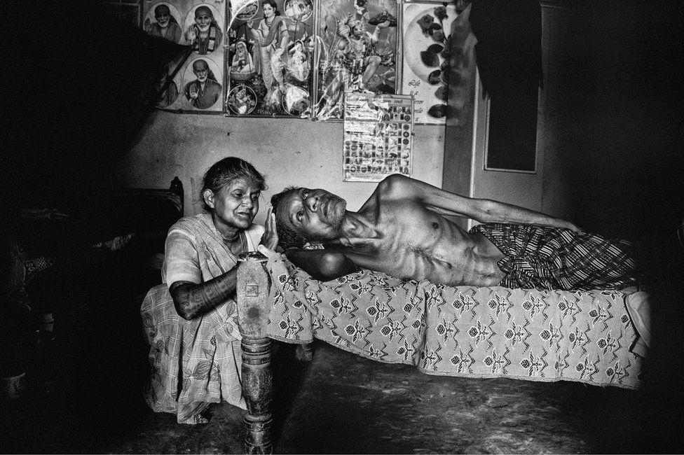Rohit Rathia and his wife Manki Rathia