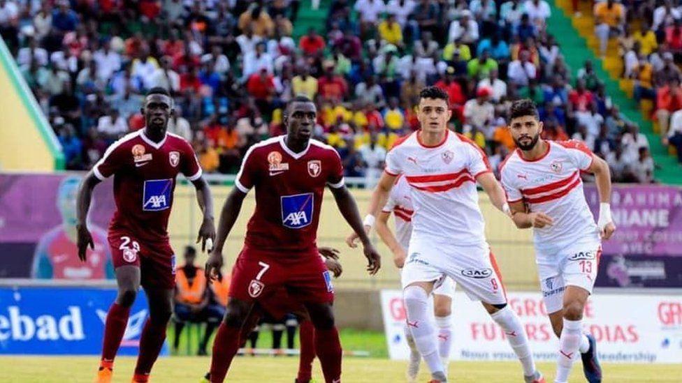 Zamalek vs Generation Foot: la Caf enquête sur les raisons de l'annulation du match