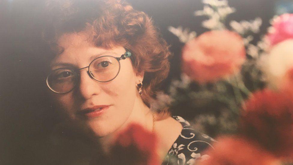 Jeni Haynes, in her 20s