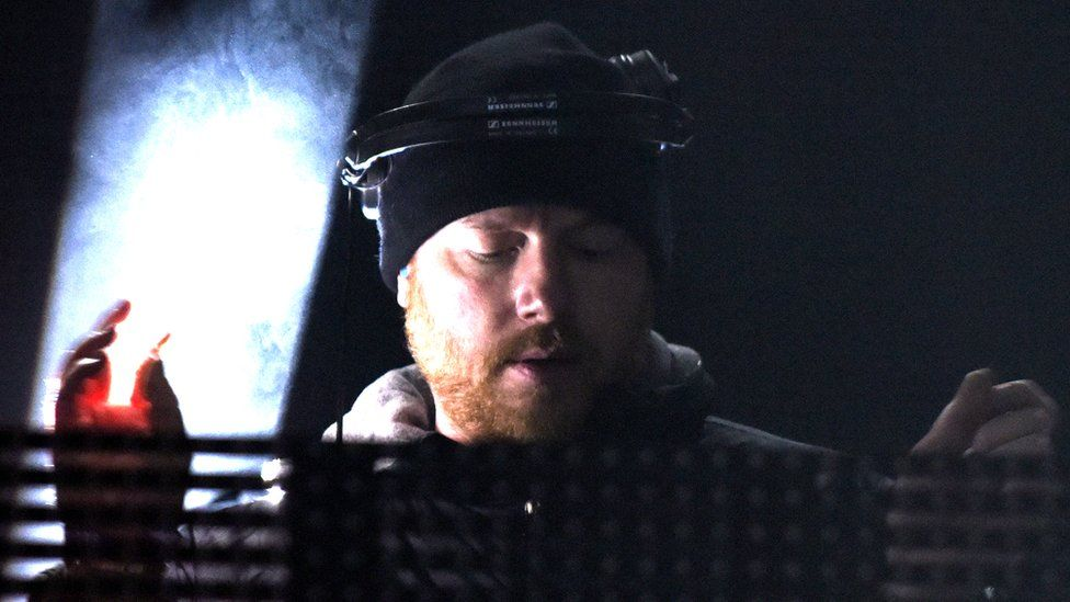 Picture of Eric Prydz