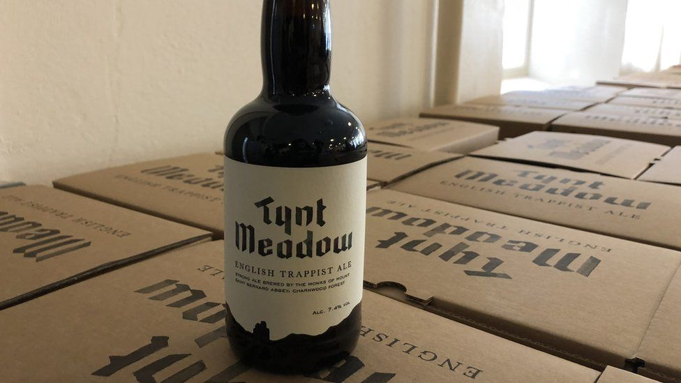 Tynt Meadow Trappist beer Leicestershire