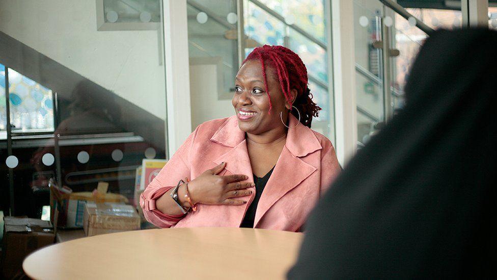 Yvonne Odukwe