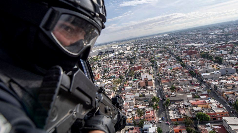 Mexico cartels: Which are the biggest and most powerful?