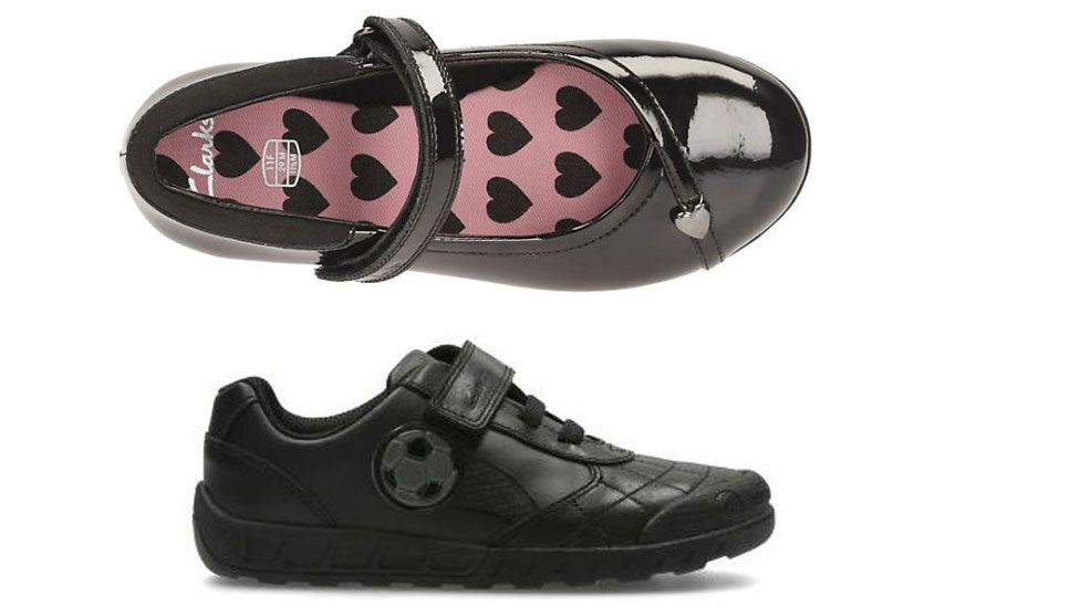 Dolly Babe shoe and Leader shoe