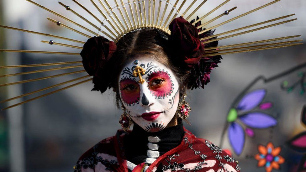 Day of the Dead celebration in Los Angeles
