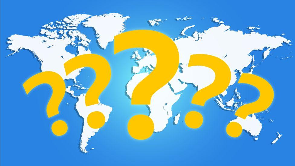 Quantos países existem – e por que é tão difícil responder a essa pergunta?