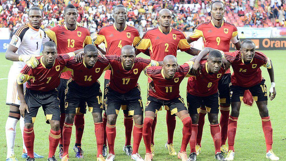 CAN 2019 : Angola, en quête d'une place sur le podium