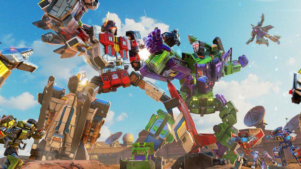 Transformers Earth Wars screenshot