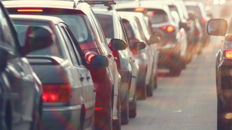 Car congestion (generic)