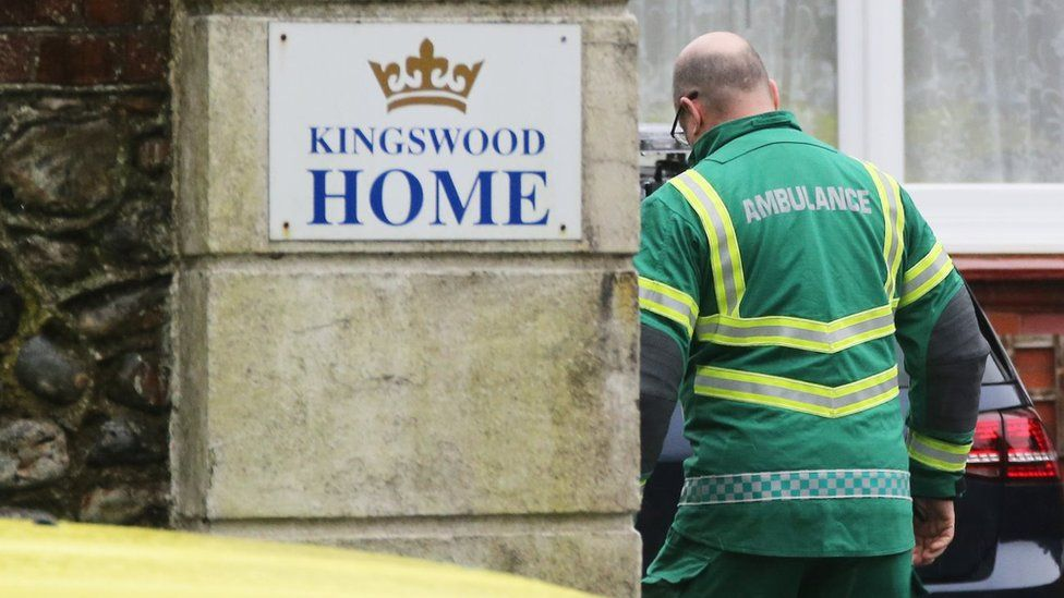 Kingswood care home