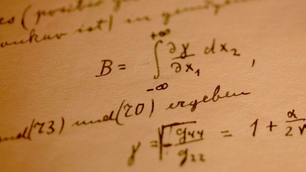 Apuntes de Einstein