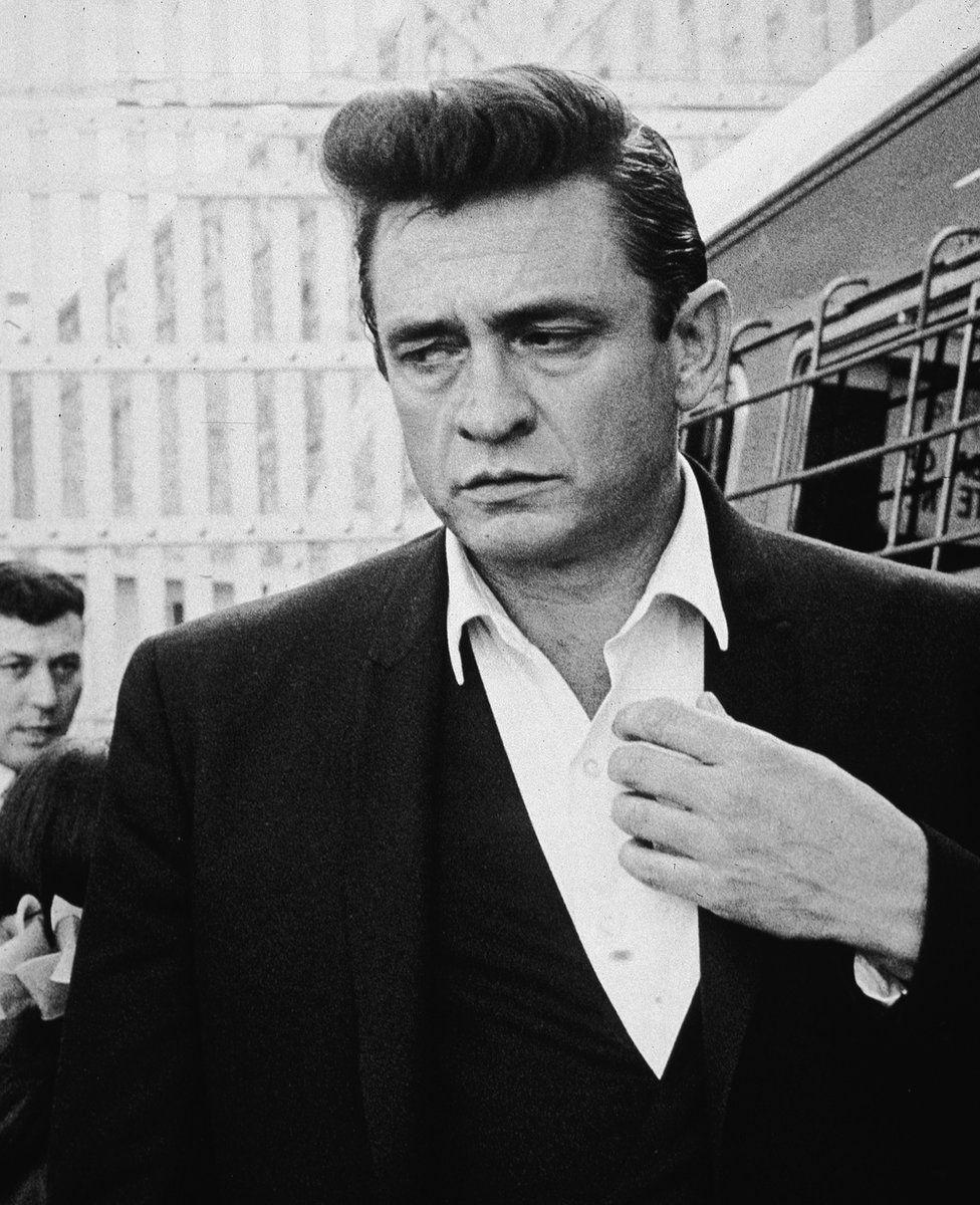 Johnny Cash in Folsom Prison