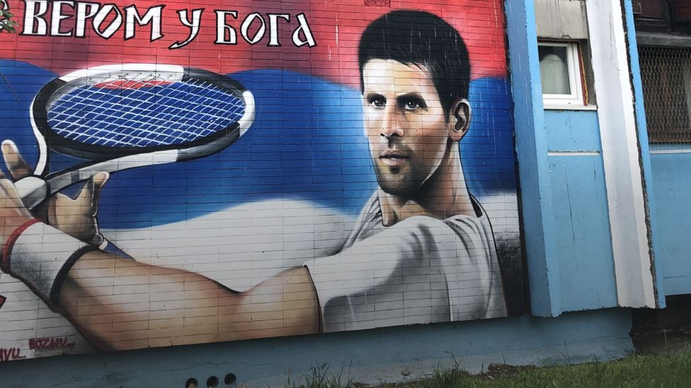 Wimbledon: cómo los bombardeos de 1999 definieron la carrera del serbio Novak Djokovic, el número uno del tenis mundial