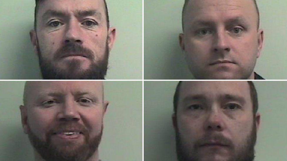 Bain, Ferguson, Gallacher and Hardie