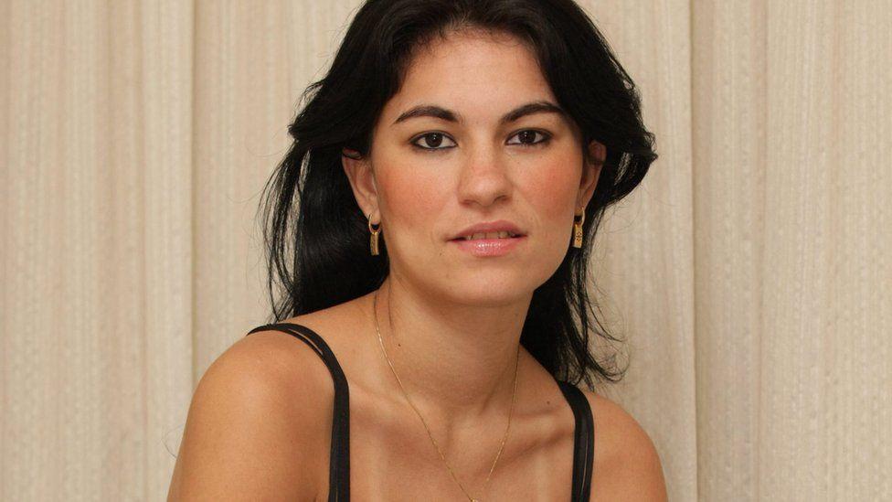 The victim Eliza Samudio