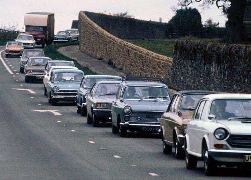 1970s traffic