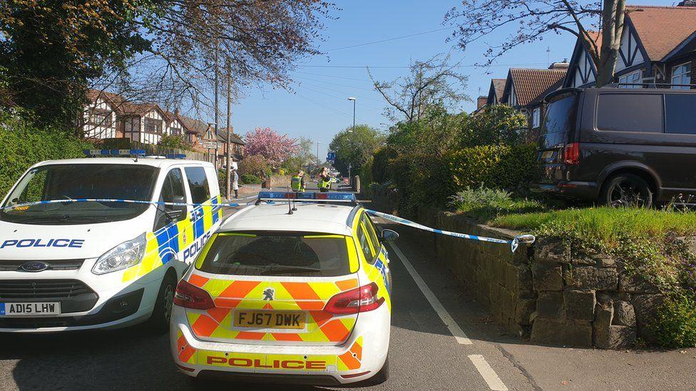 Chaddesden Park Derby murder