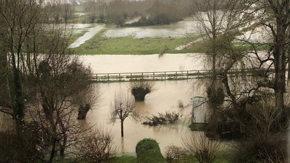 Huish Levels in Somerset