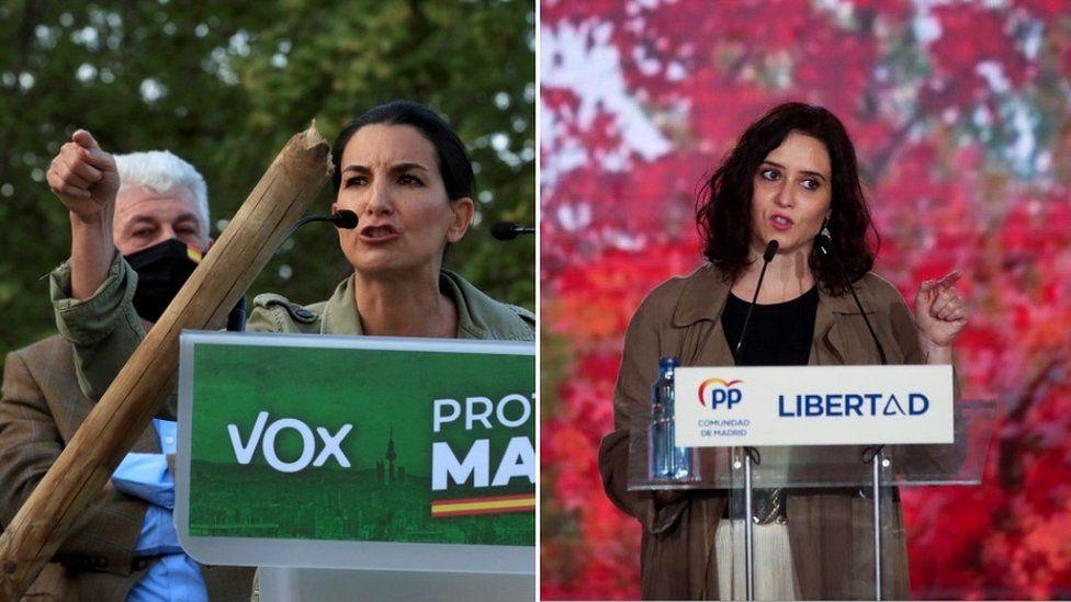 Spain's far-right Vox eye share of power in Madrid thumbnail