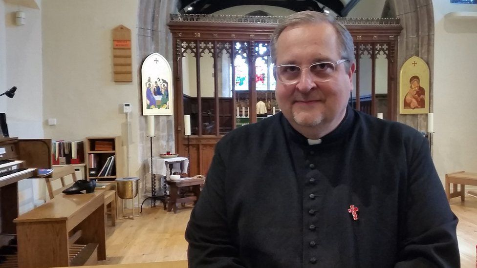 Father John Connell