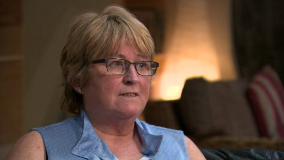 Yvonne McIntosh, 58 anos.